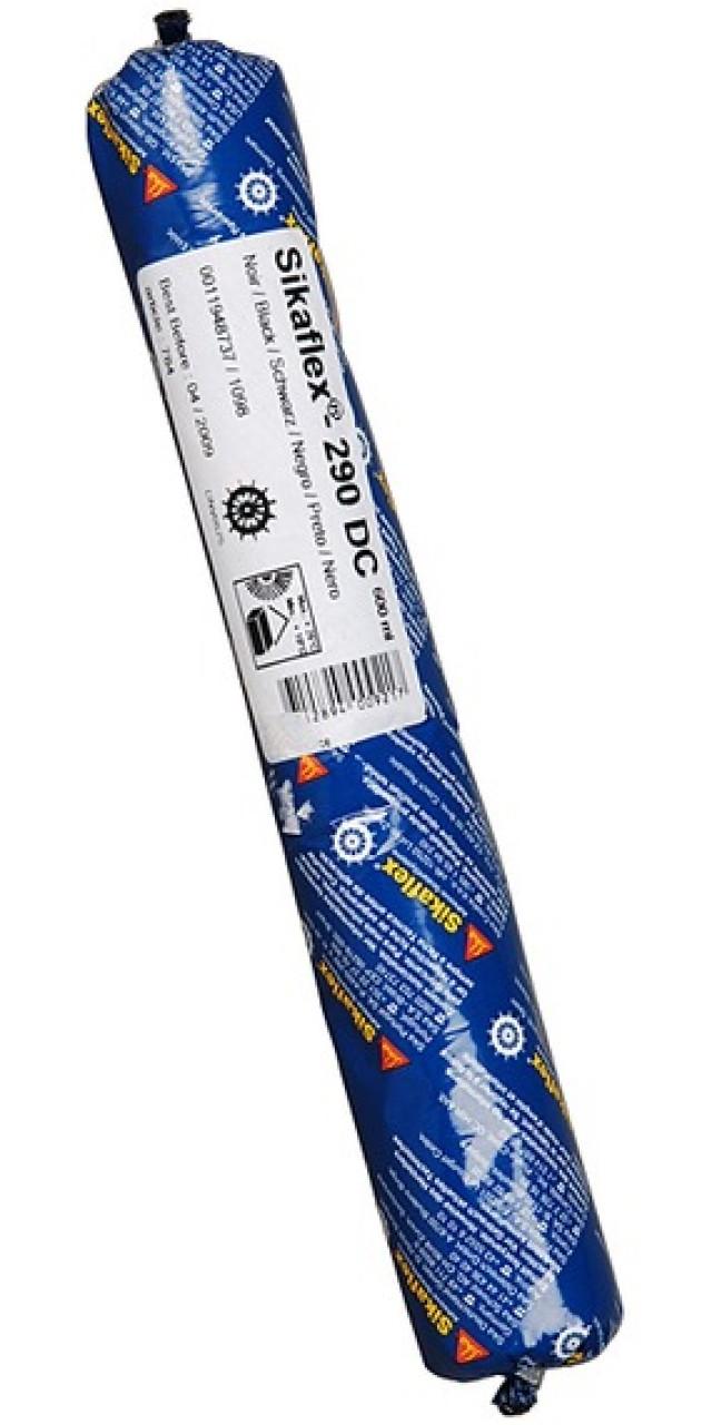 Sikaflex-290 DC атмосферостойкий герметик для заделки швов на палуба 600мл